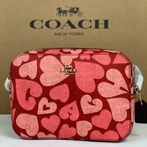 NWT Coach Camera Crossbody Bag